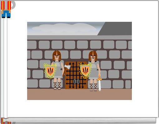 THE ROBBER IN THE PALACE