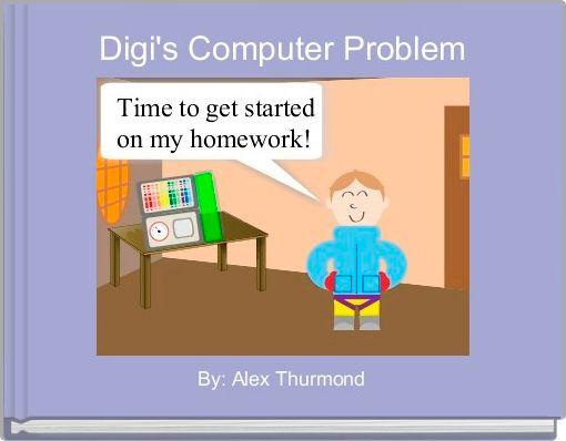 Digi's Computer Problem