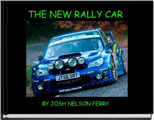 THE NEW RALLY CAR