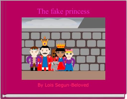 The fake princess