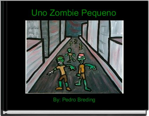 Uno Zombie Pequeno