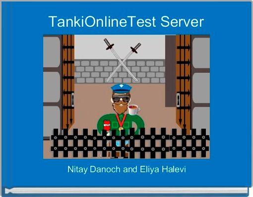 TankiOnlineTest Server