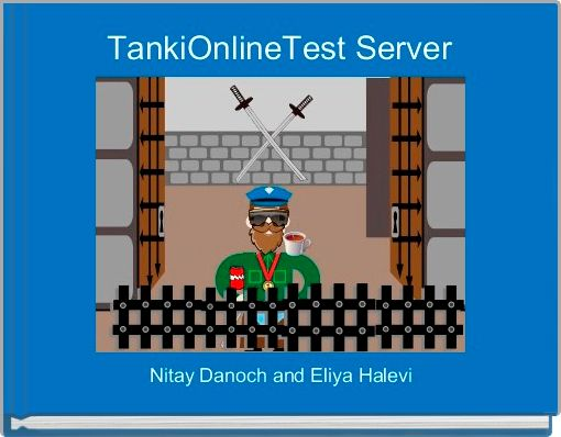 TankiOnlineTest Server