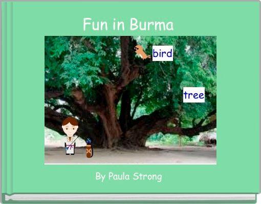 Fun in Burma