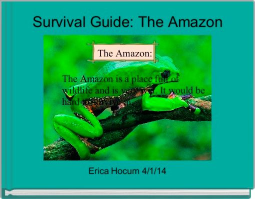 Survival Guide: The Amazon