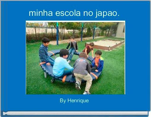 minha escola no japao.