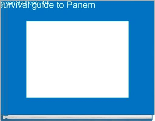 Survival guide to Panem
