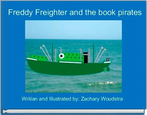 Freddy Freighter and the book pirates