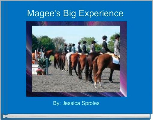 Magee's Big Experience
