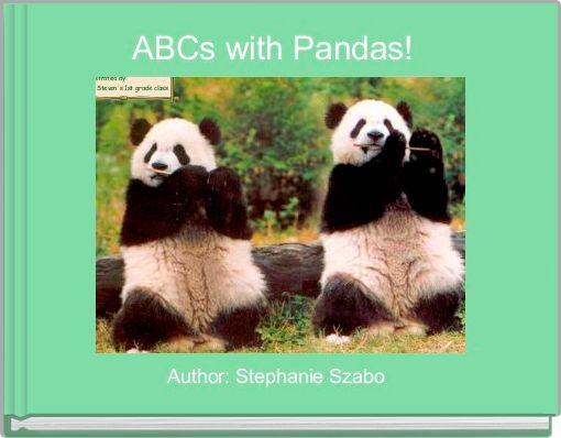 ABCs with Pandas!