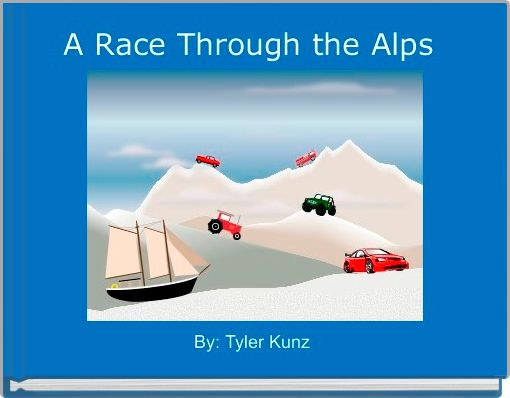 A Race Through the Alps