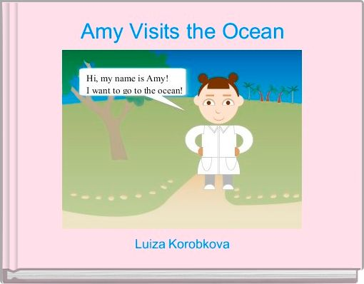 Amy Visits the Ocean