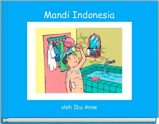 Mandi Indonesia