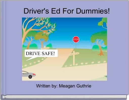 Driver's Ed For Dummies!