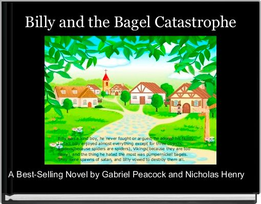 Billy and the Bagel Catastrophe