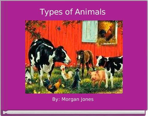 Types of Animals