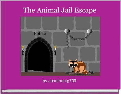 The Animal Jail Escape