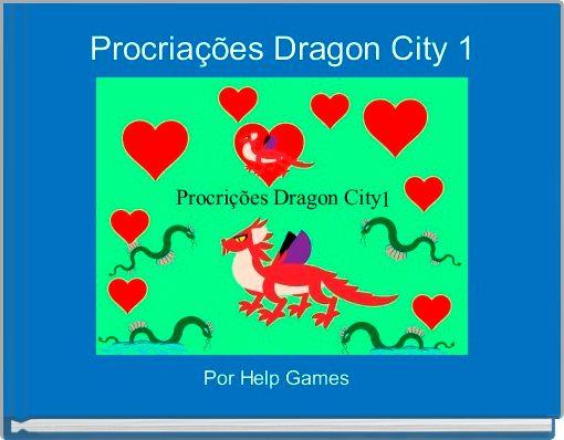 Procriações Dragon City 1