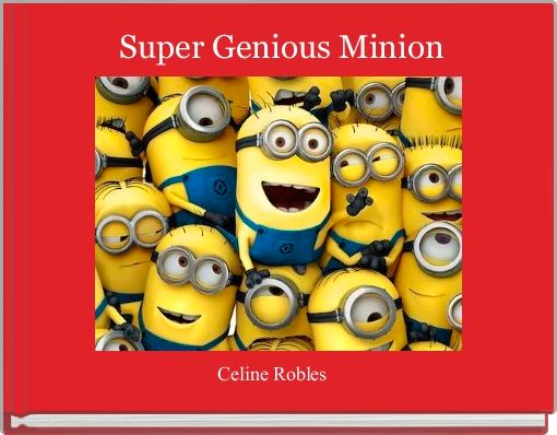 Super Genious Minion