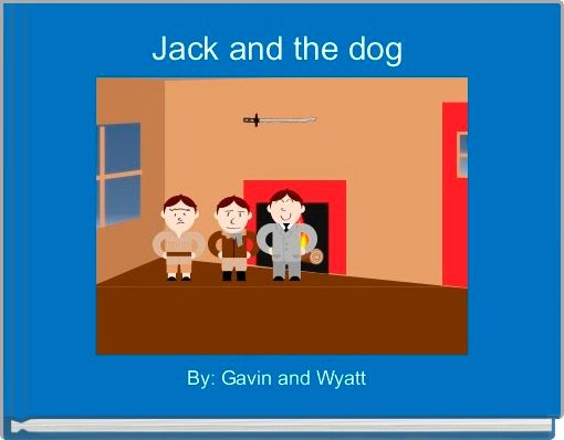 Jack and the dog