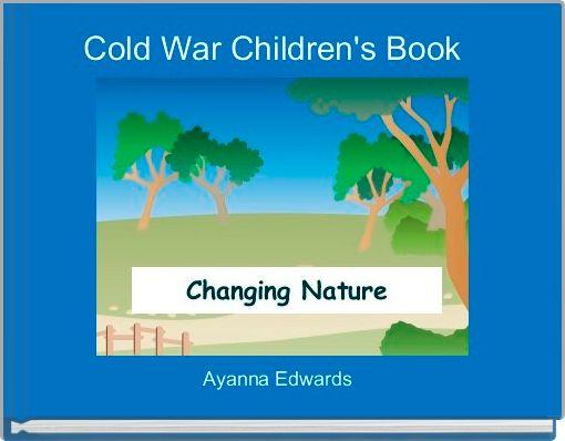 Cold War Children's Book