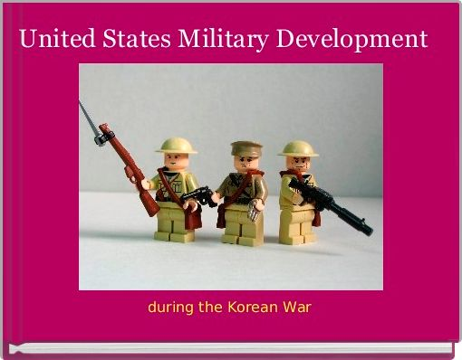 United States Military Development