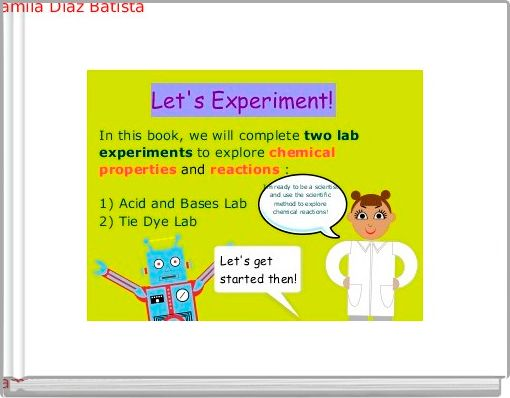 Let's Test It: Chemical Reactions