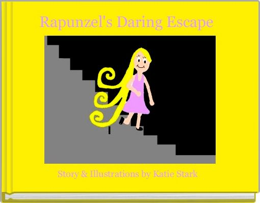 Rapunzel's Daring Escape