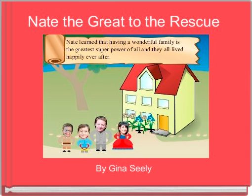 Nate the Great to the Rescue