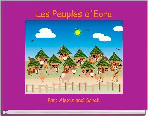 Les Peuples d'Eora