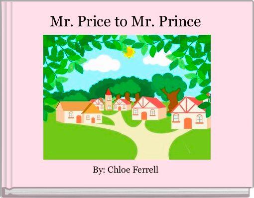 Mr. Price to Mr. Prince