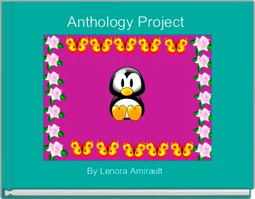 Anthology Project