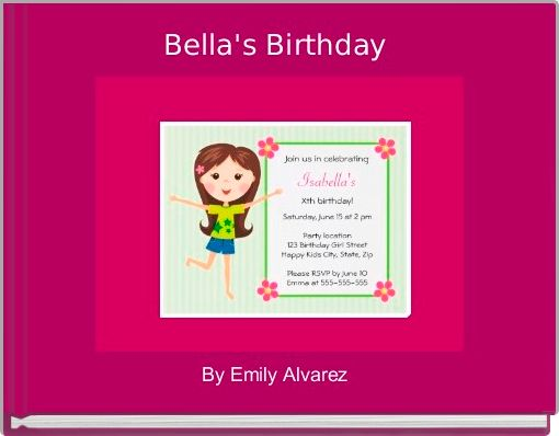 Bella's Birthday