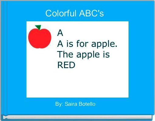 Colorful ABC's