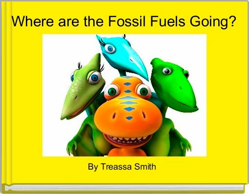 Where are the Fossil Fuels Going?