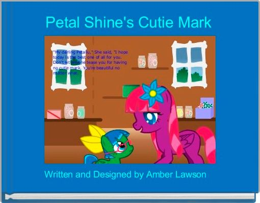 Petal Shine's Cutie Mark