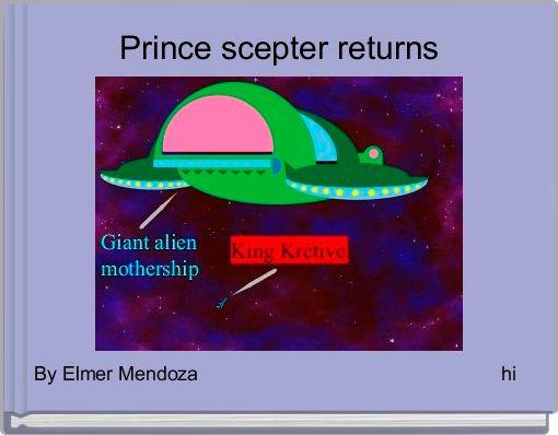 Prince scepter returns