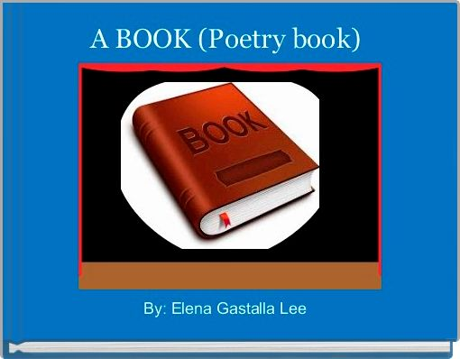 A BOOK (Poetry book)