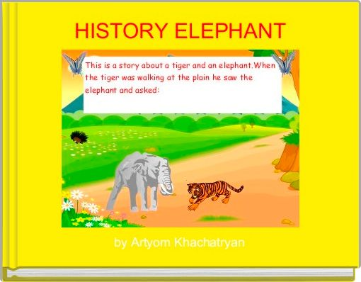 HISTORY ELEPHANT