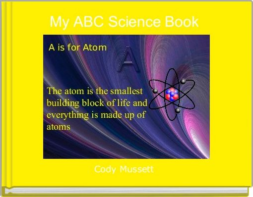 My ABC Science Book