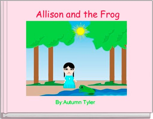 Allison and the Frog