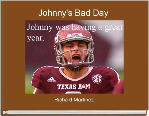 Johnny's Bad Day
