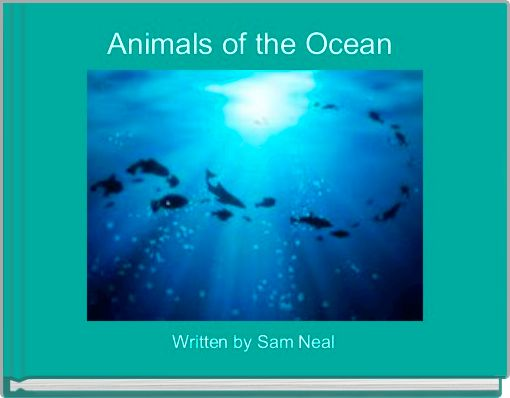 Animals of the Ocean