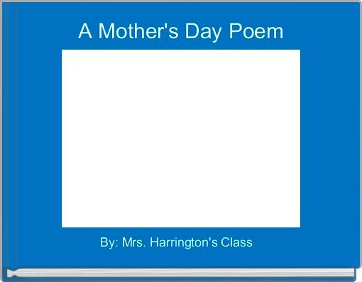 A Mother's Day Poem