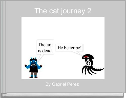 The cat journey 2