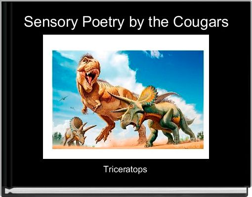 Sensory Poetry by the Cougars