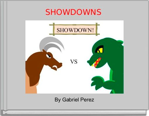 SHOWDOWNS