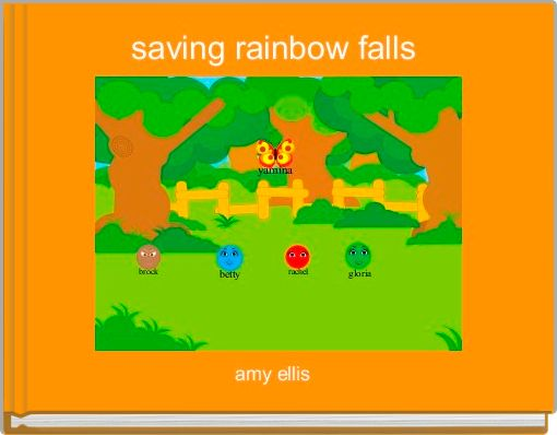 saving rainbow falls