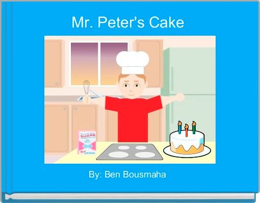 Mr. Peter's Cake