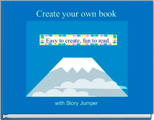 Create your own book